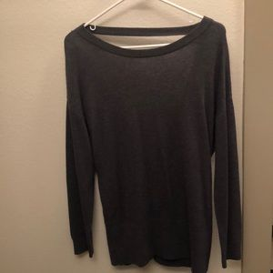 Laundry by Shelli Segal Gray Sweater